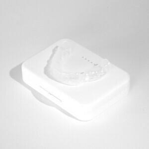 Custom Fit Nightguard – Lower – Teeth Grinding – 2mm Single Laminate