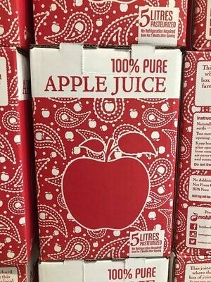 Fresh Apple Juice 5 L