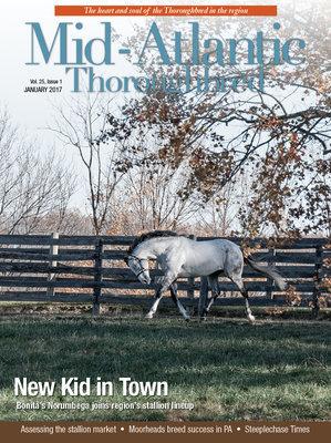 Mid-Atlantic Thoroughbred Magazine Subscription 00009
