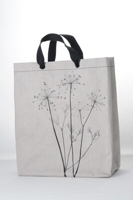 Shopper Kerbel grau