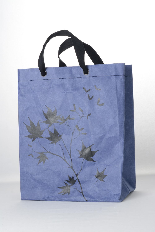 Shopper Ahorn kobaltblau