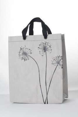 Shopper Knobli grau