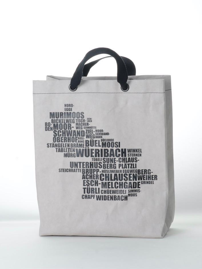 Shopper Horgenberg grau