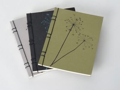 Notizbuch Kerbel