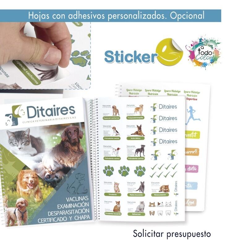 STICKER -Adhesivos personalizados