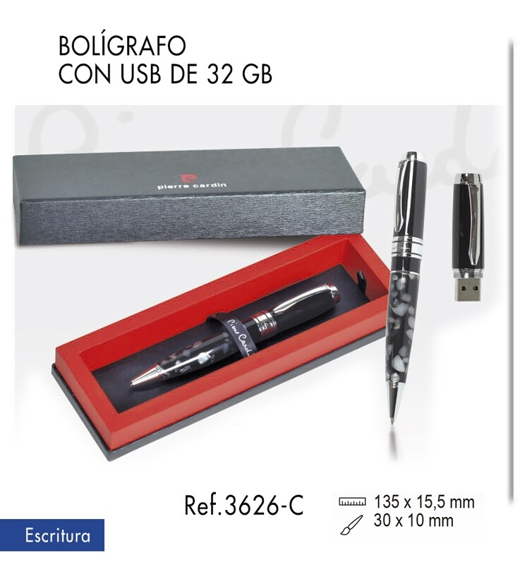 Bolígrafo USB 32 GB