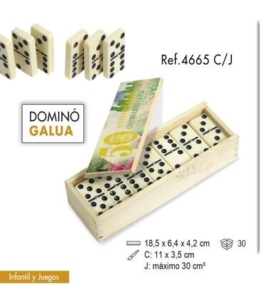 """Dominó """"Galua"""""""