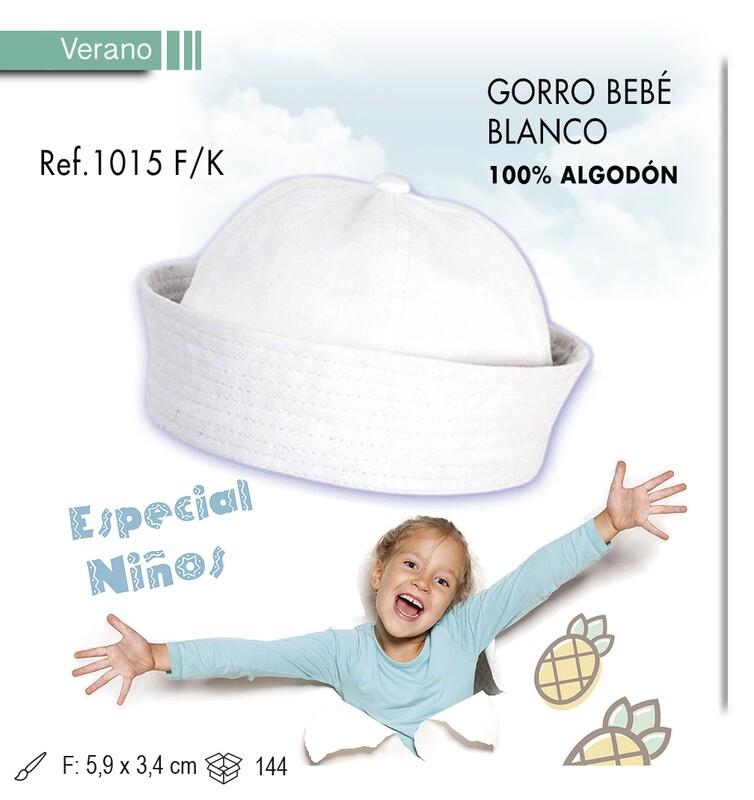 Gorro de bebé
