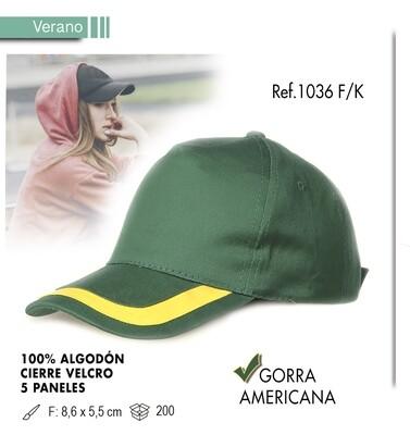 Gorra americana