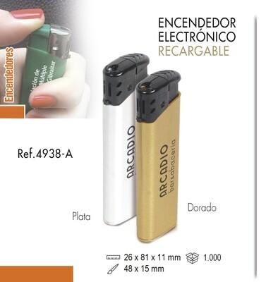 Encendedor electrónico recargable