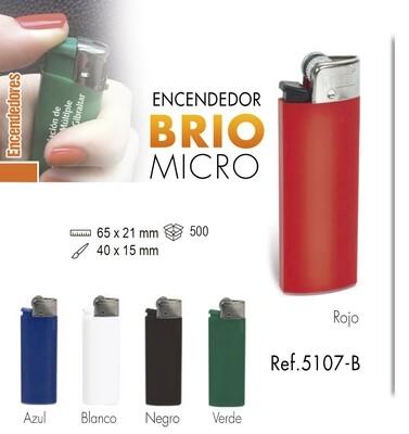 """Encendedor """"Brio"""" micro"""