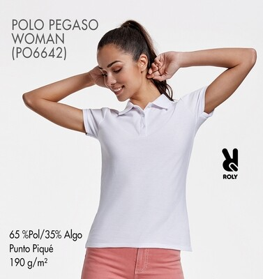 POLO PEGASO MUJER