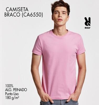 CAMISETA BRACO Bordado