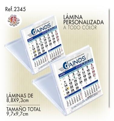 Calendario SobremeSA PORTA CD
