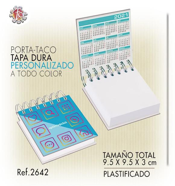 Calendario PORTA-TACO