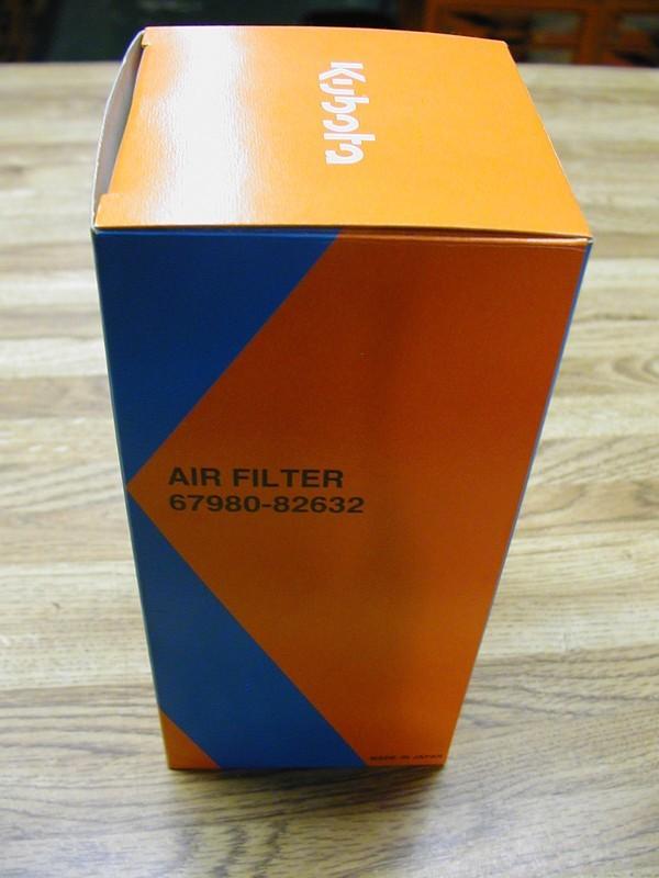 AIR FILTER FOR OLDER B SERIES B1700 B2100 B2400