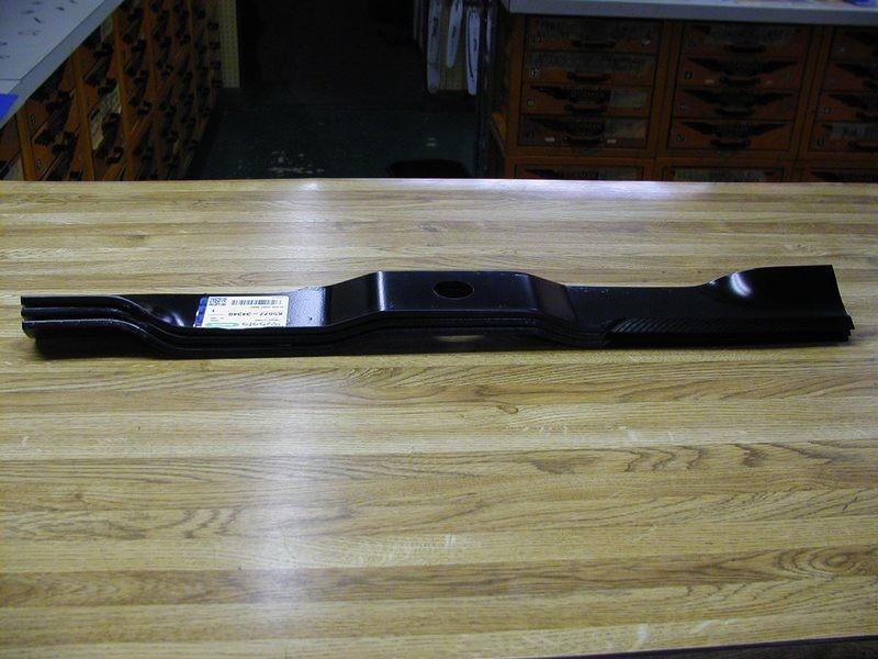 KUBOTA MOWER DECK BLADE KIT FOR BX TRACTOR RCK60B-23BX DECK.