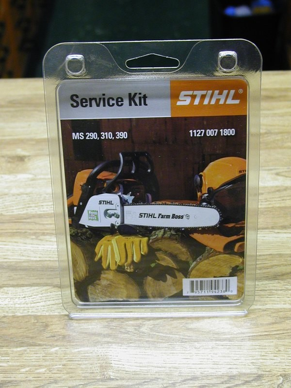 CHAIN SAW SERVICE KIT FOR MS-290, MS-310, MS-390. STIHL CHAIN SAWS