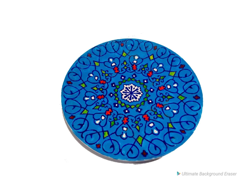 Ceramic plates 2