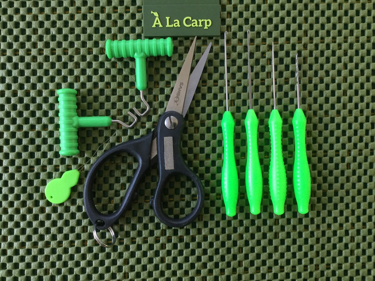 Combo Needle and Drill Set