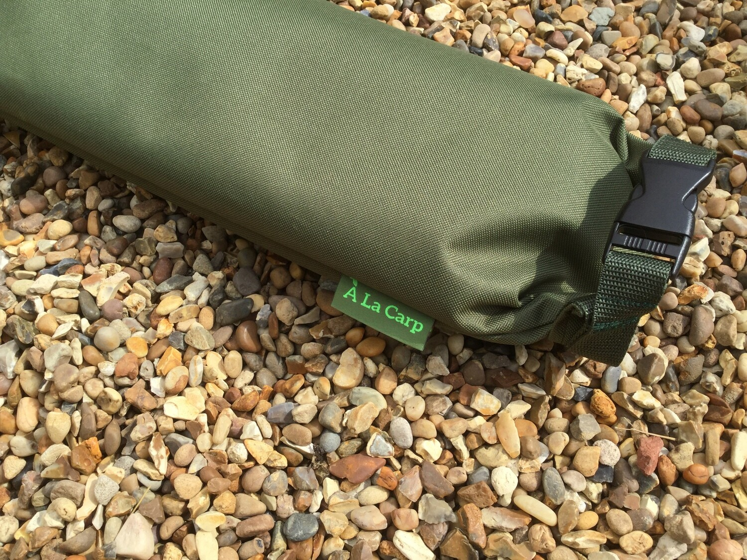 `A La Carp Heavy duty retention/ weigh sling stink sleeve ( 137 cm x 18 cm) MADE IN GREAT BRITAIN Free UK Delivery