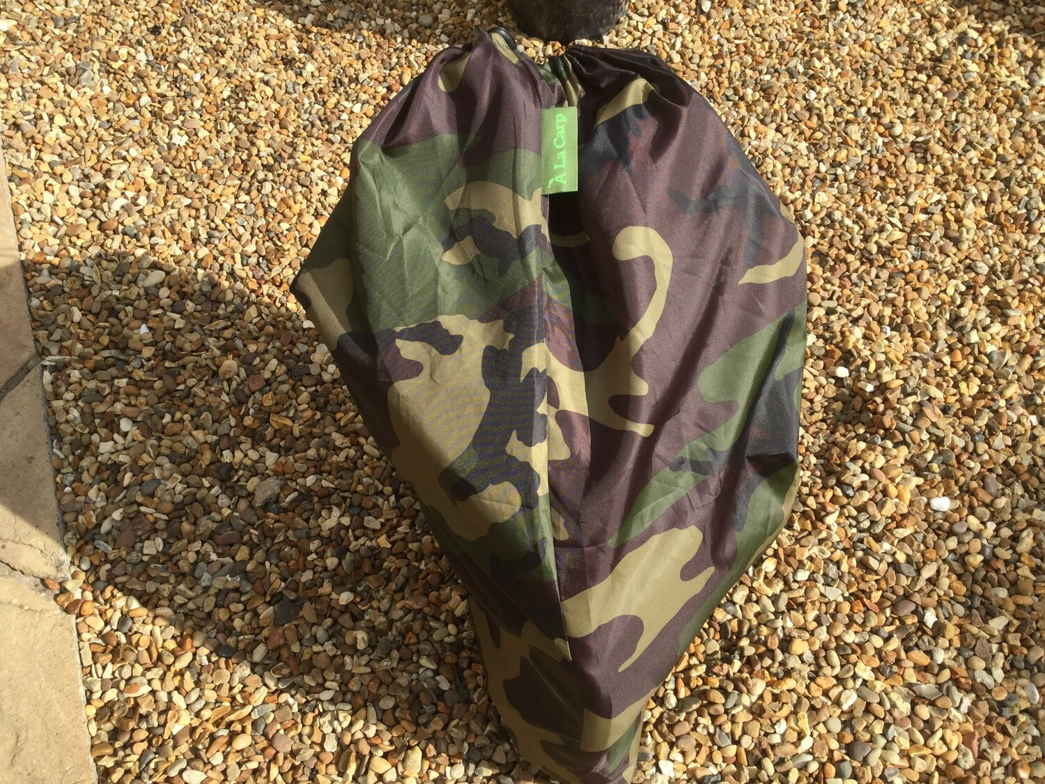 `A La Carp Stuff Sack  50 cm (W) x 60 cm (H) MADE IN GREAT BRITAIN Free UK Delivery