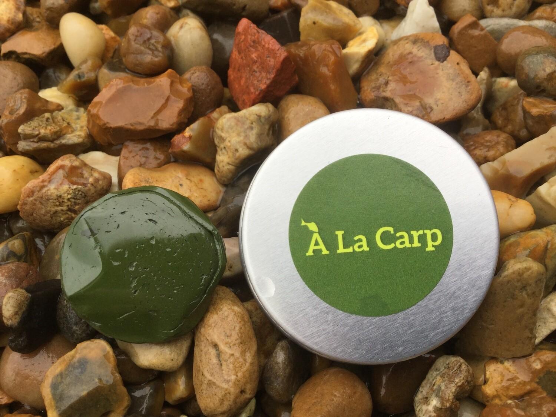 `A La Carp Tungsten Putty Weedy Green 20 g  Free UK Delivery