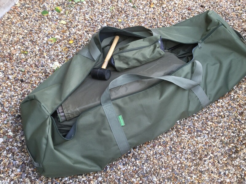King Size Bivvy Bag 150cm (L) x 45cm (H)