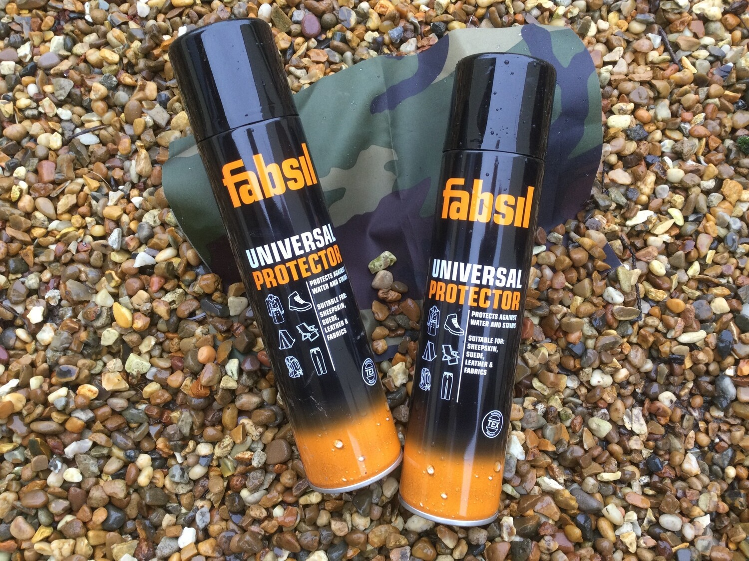 Fabsil Universal Protector 400ml (Pack of 2)