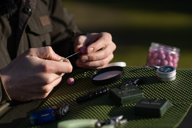 Bivvy Top Work Mat
