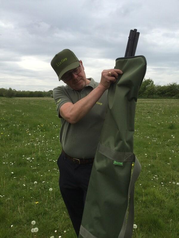Baiting Pole Carry Bag