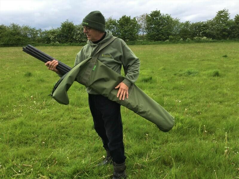 Baiting Pole Carry Bag  - Short