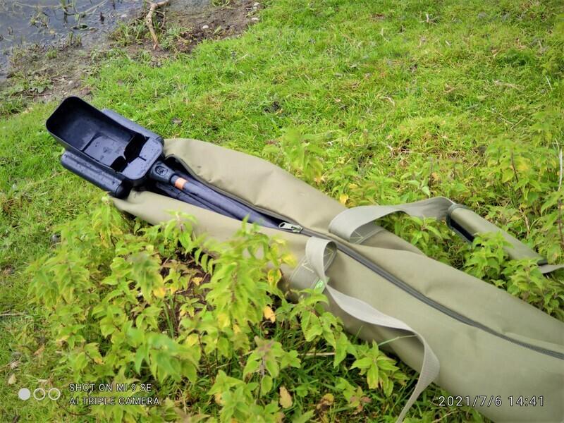 Baiting Pole Carry Bag - Long