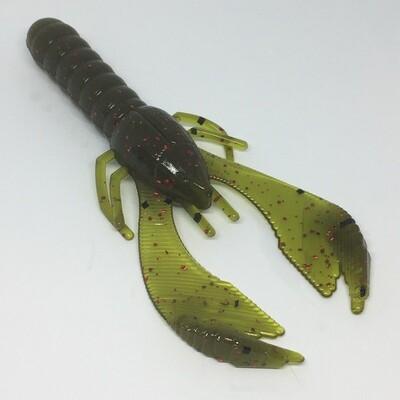 HAMMER CRAW - GREEN PUMPKIN RED FLAKE