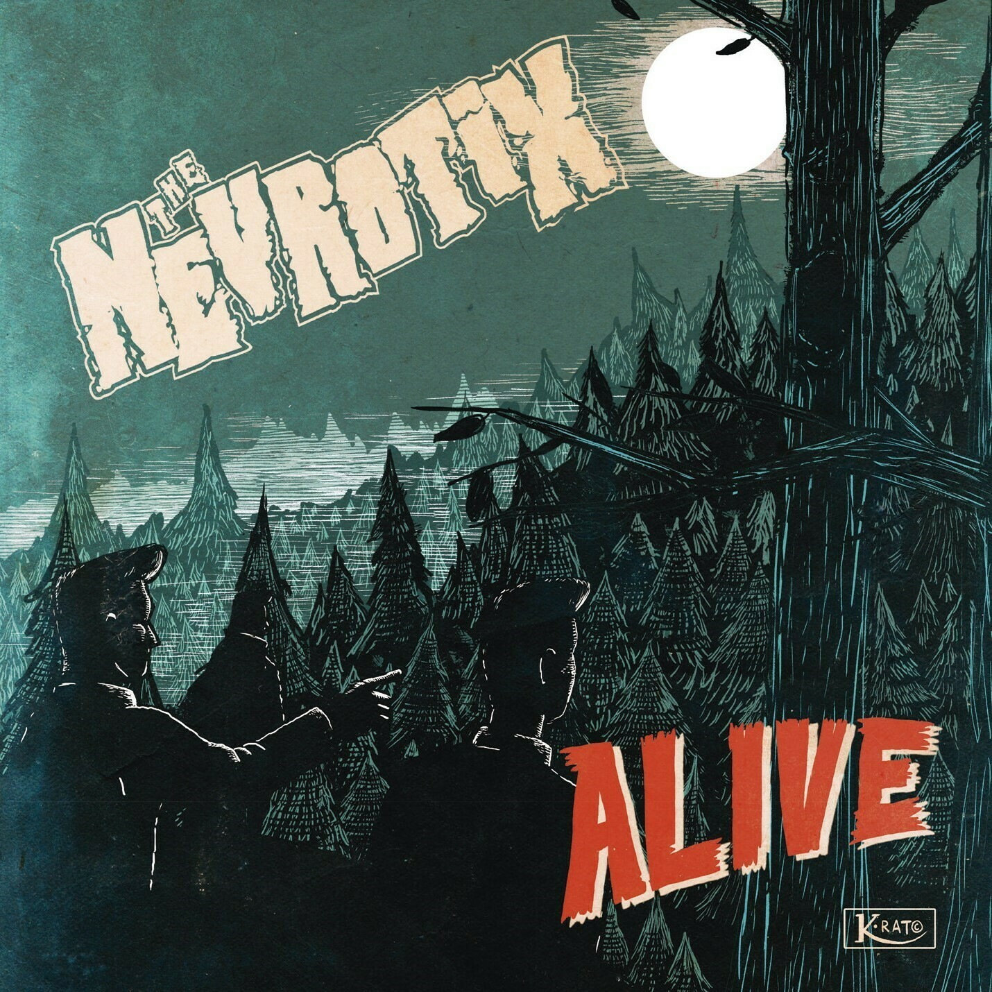 "THE NEVROTIX ""Alive"""