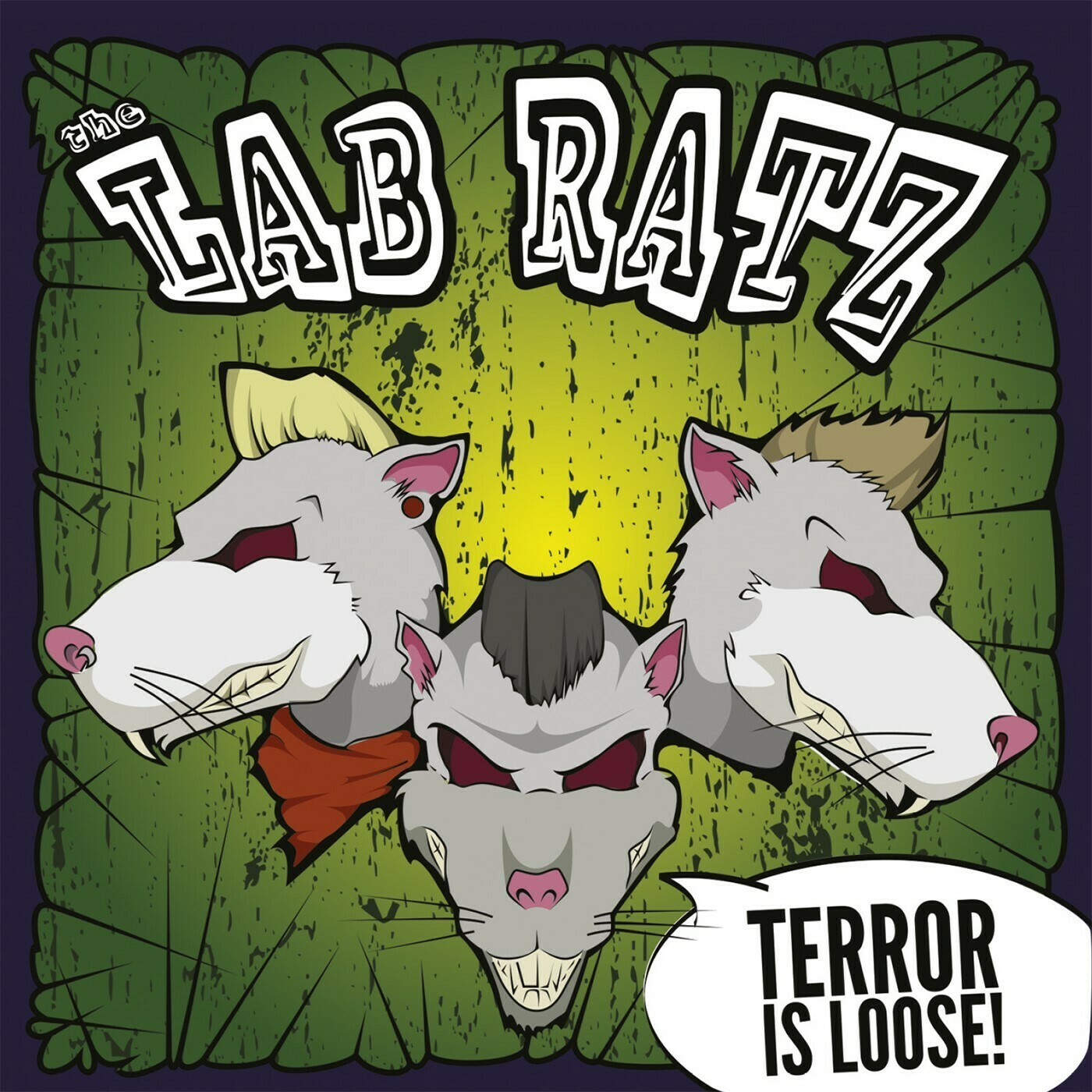 "LAB RATZ - ""Terror Is Loose"""