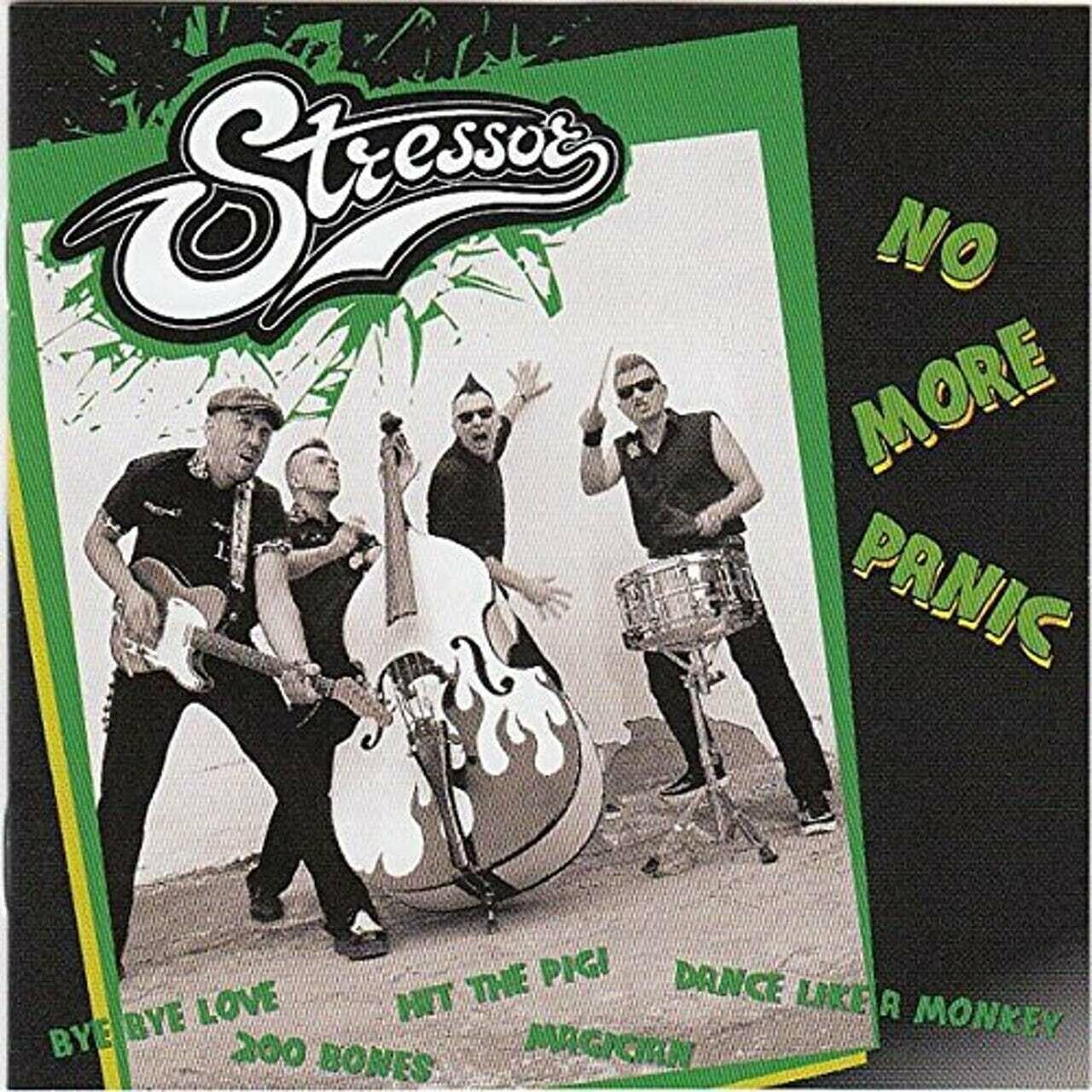 STRESSOR - No More Panic LP