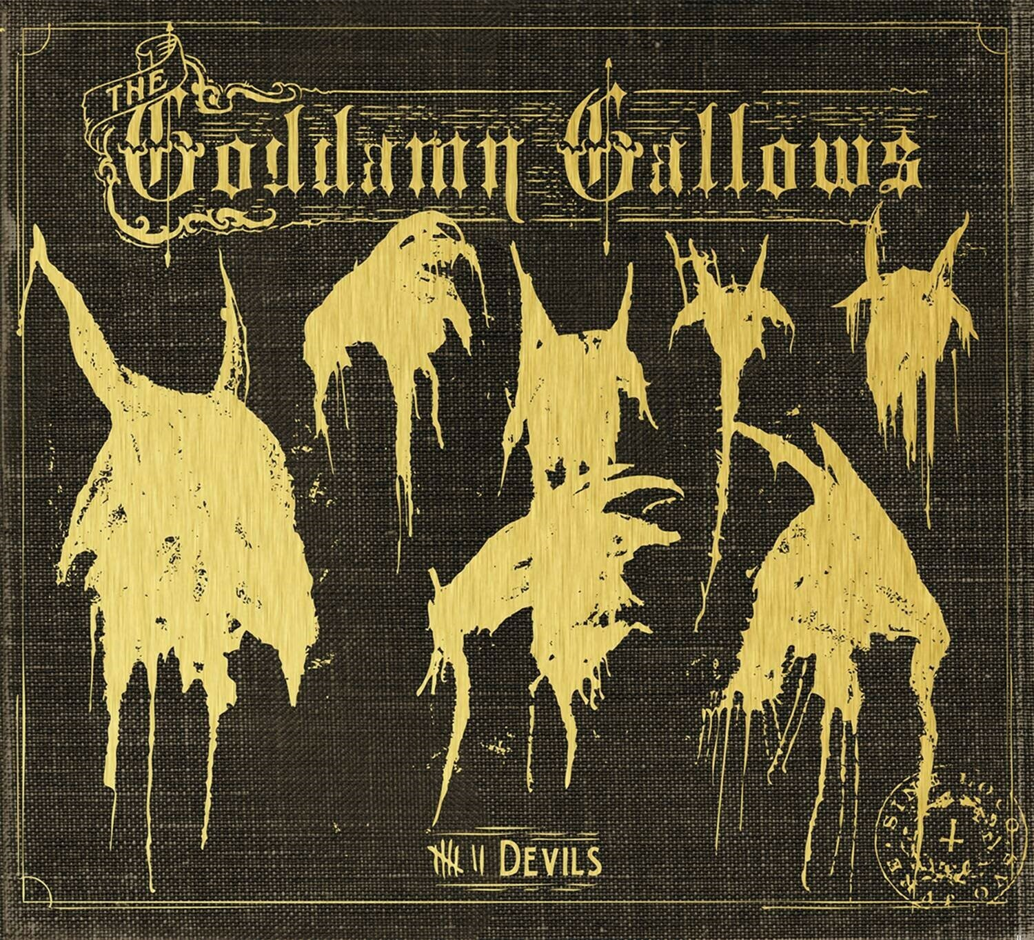 "GODDAMN GALLOWS - ""7 Devils"" 2xLP"