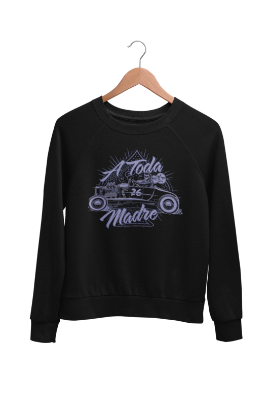 A TODA MADRE SWEATSHIRT UNISEX by BY Ger