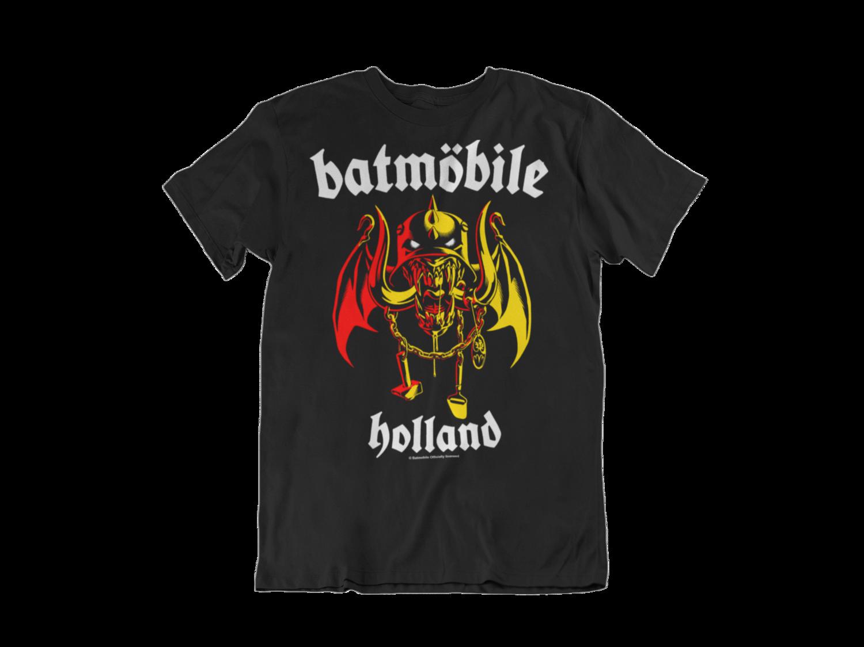 "BATMOBILE ""Batmohead"" tshirt for MEN"