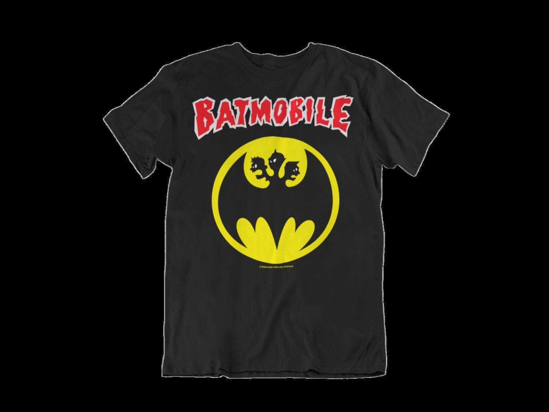 "BATMOBILE ""Batmologo"" tshirt for MEN"