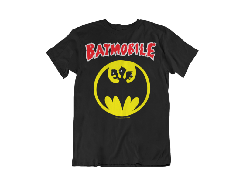 "BATMOBILE ""Batmologo"" tshirt for MEN"