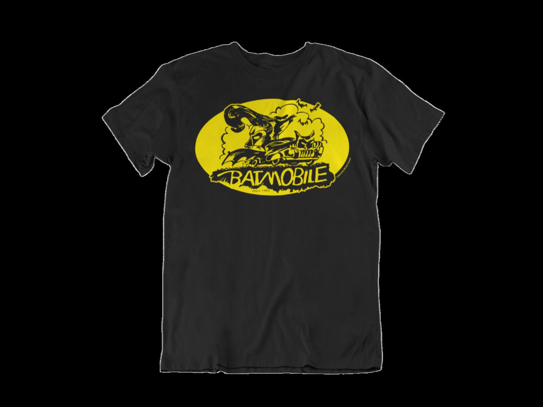 """BATMOBILE """"Batmo original"""" tshirt for MEN"""