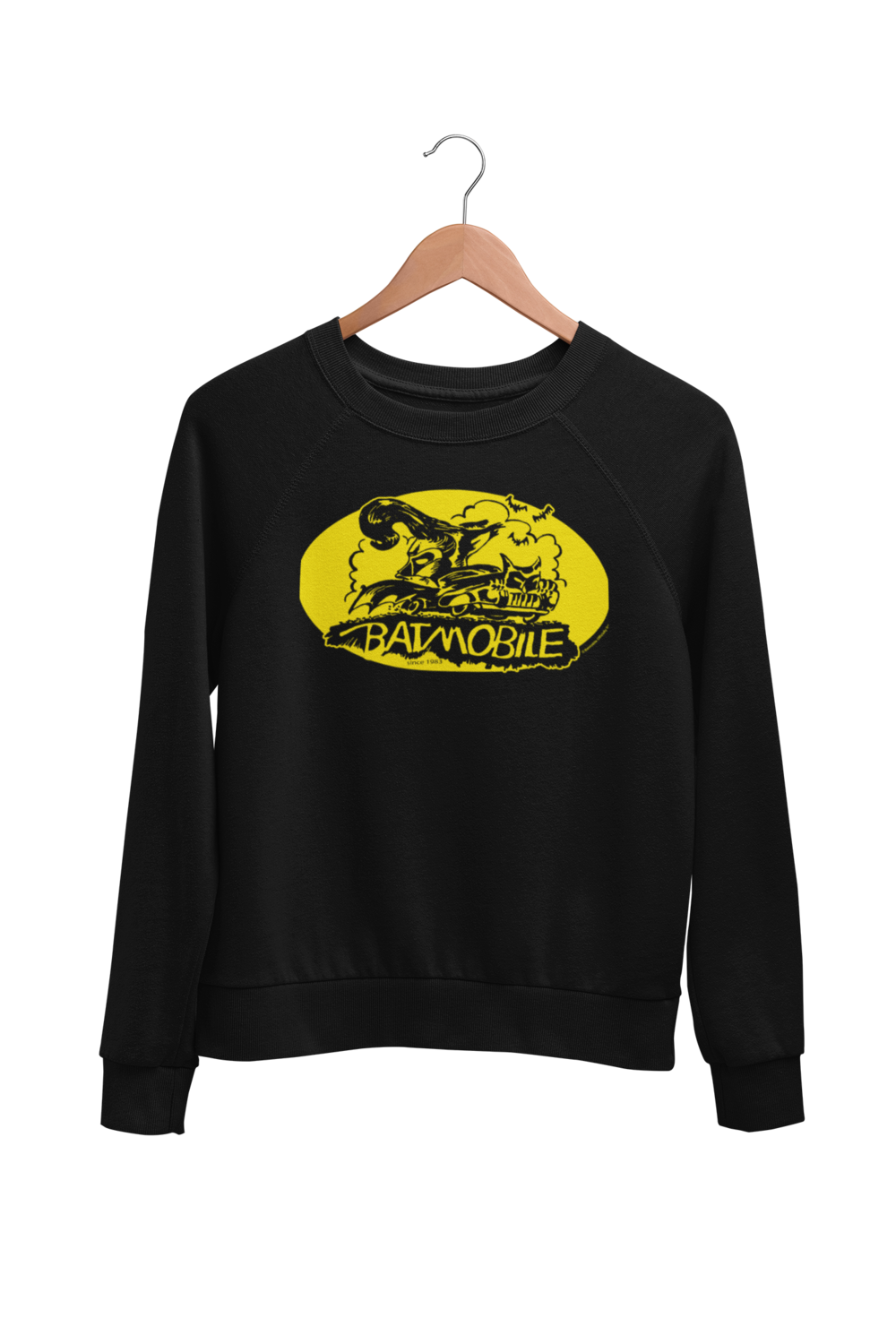 "BATMOBILE SWEATSHIRT ""Batmo Original"" UNISEX"