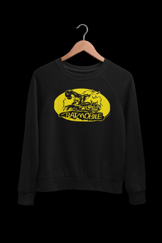 "BATMOBILE SWEATSHIRT ""Batmo Original"" UNISEX"