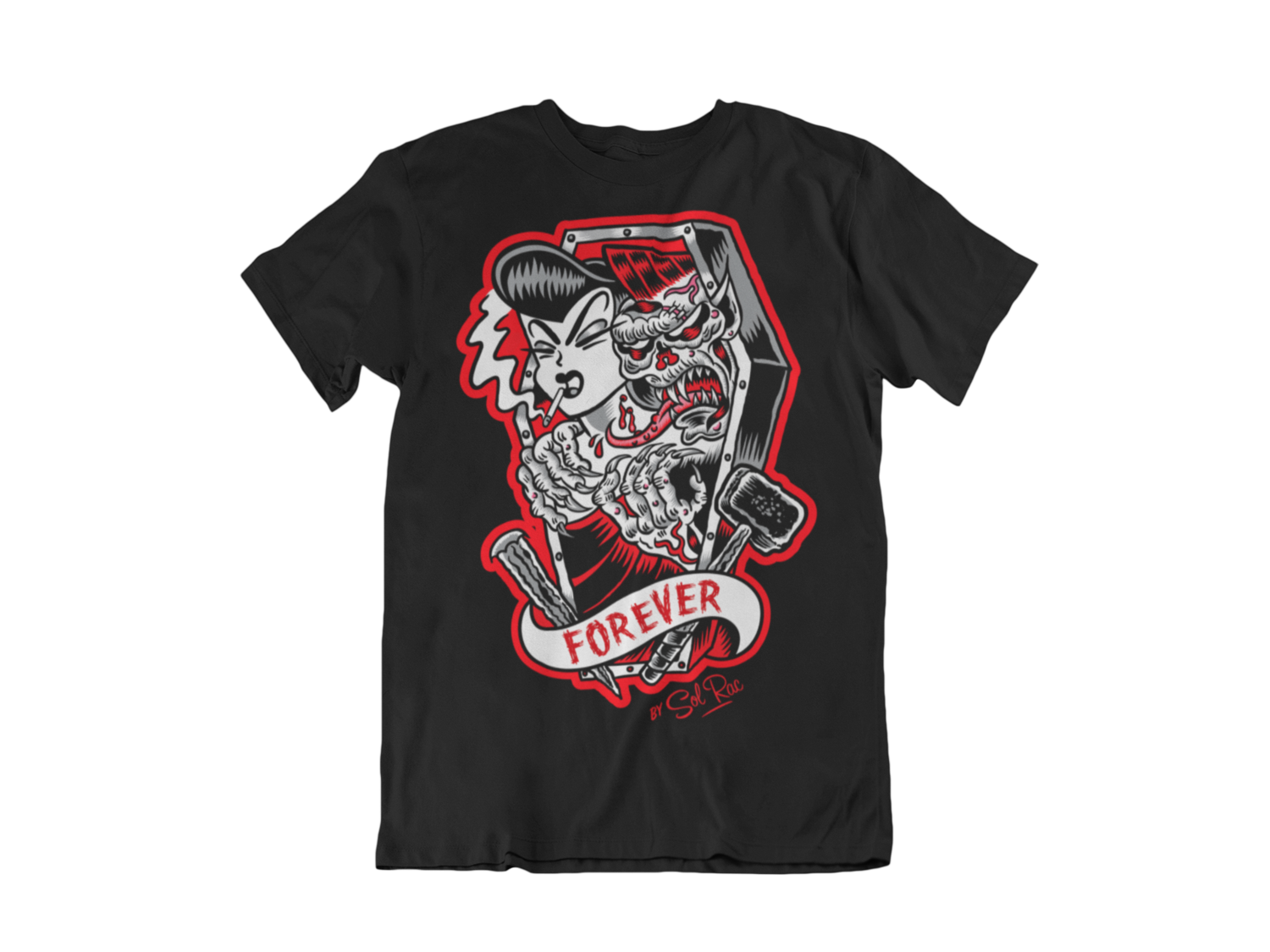 FOREVER T-SHIRT MAN BY SOL RAC