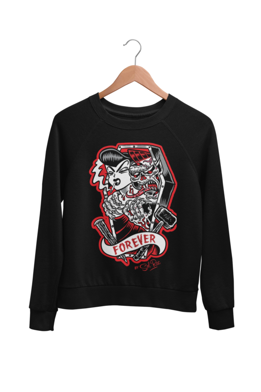 FOREVER SWEATSHIRT UNISEX by BY SOL RAC