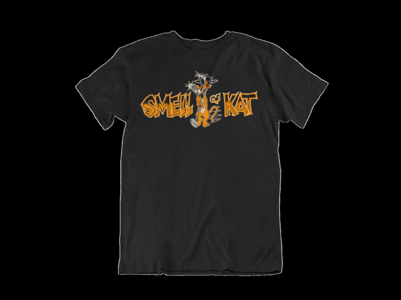"""SMELL OF KAT """"Logo"""" tshirt for MEN"""