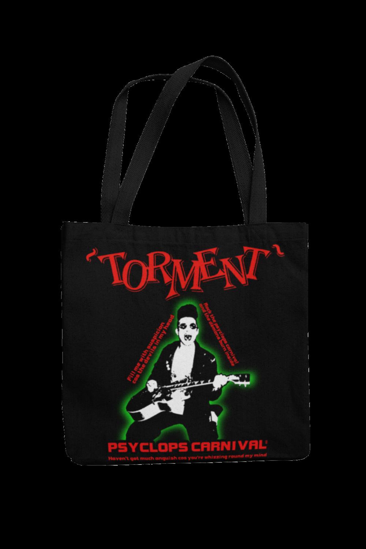 "TORMENT ""Psyclops Carnival"" Cotton Bag"