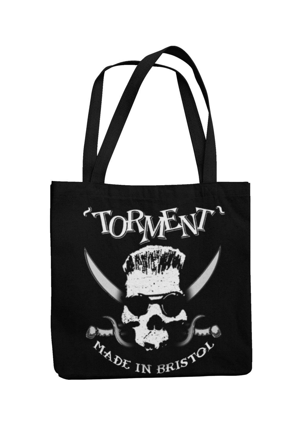 "TORMENT ""Made in Bristol"" Cotton Bag"